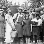 Vendanges des anciens - 1946