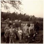 Vendanges des anciens - 1963